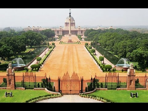 Rashtrapati Bhavan - Official home of the President of India