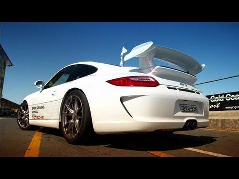 Porsche Sport Driving School Australia Level 4 Master