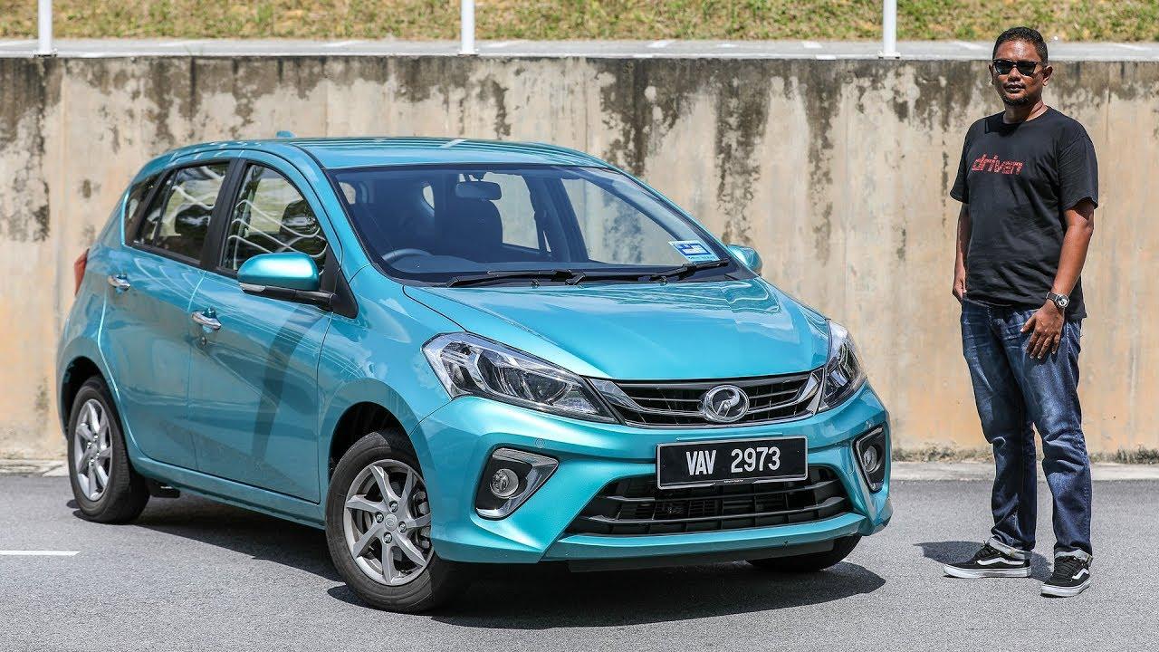 Perodua Myvi 2018 baru / Sirion - review Bahasa Malaysia
