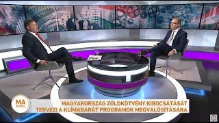 Magyarország zöldkötvény kibocsátását tervezi a klímabarát programok megvalósítására