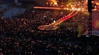 Coldplay Fix You live in Munchen 06/06/2017 Mp3