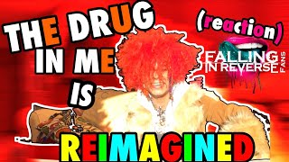 """Falling In Reverse - """"The Drug In Me Is Reimagined"""" (Reaction)"""