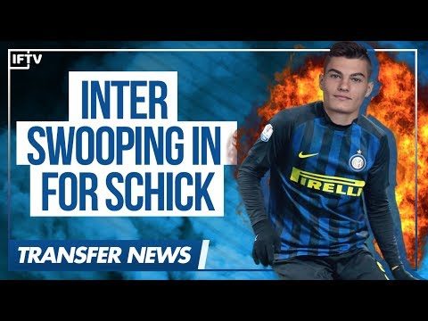 PATRIK SCHICK • INTER ARE ON THE VERGE OF SIGNING HIM • SERIE A TRANSFER NEWS