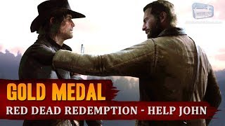 Red Dead Redemption 2 - Final Mission - Red Dead Redemption [Help John get to safety]