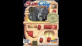 SimCity (1989) PC-DOS Playthrough