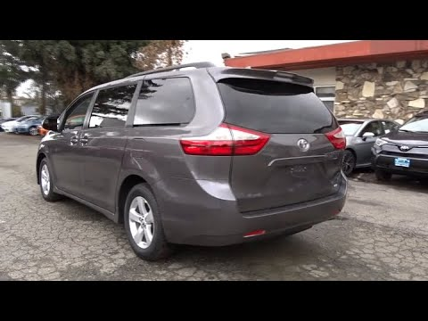 2018 Toyota Sienna Bay Area, Oakland, San Francisco, Berkeley, Alameda, CA 221283