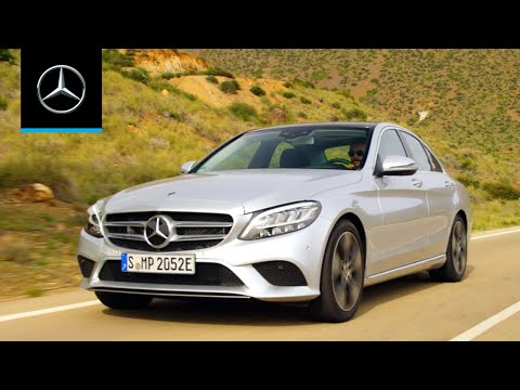 Mercedes-Benz C-Class (2019): Test Drive With MrJWW