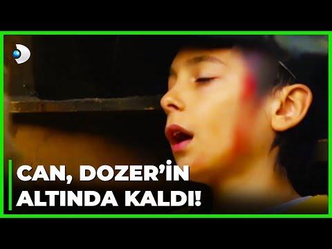Top Oynadıkları Sahaya Giren Dozer, CAN'ı Ezdi! - İkizler Memo-Can 17. Bölüm