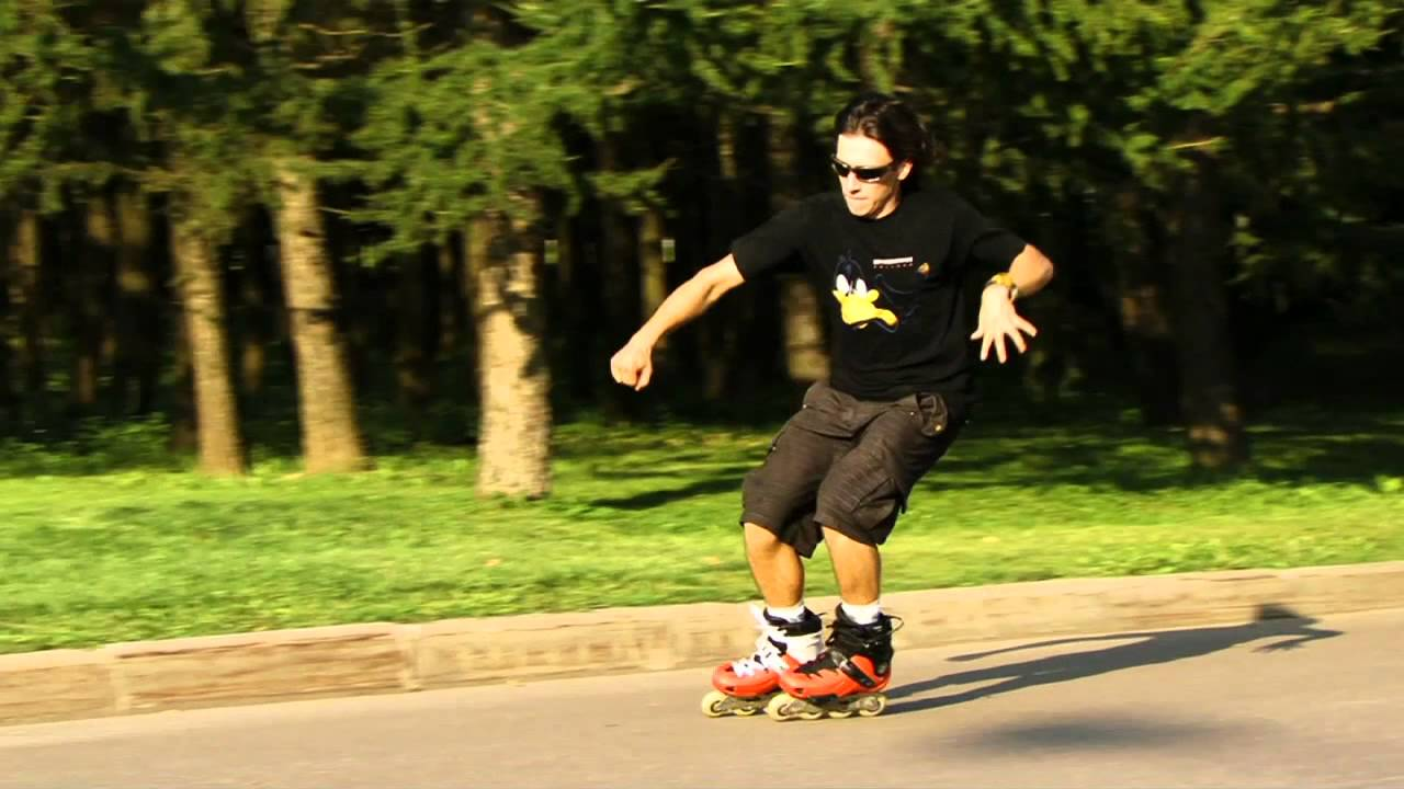 Roller skate xtreme - Extreme Academy Inline Skating Trick Parallel Slide