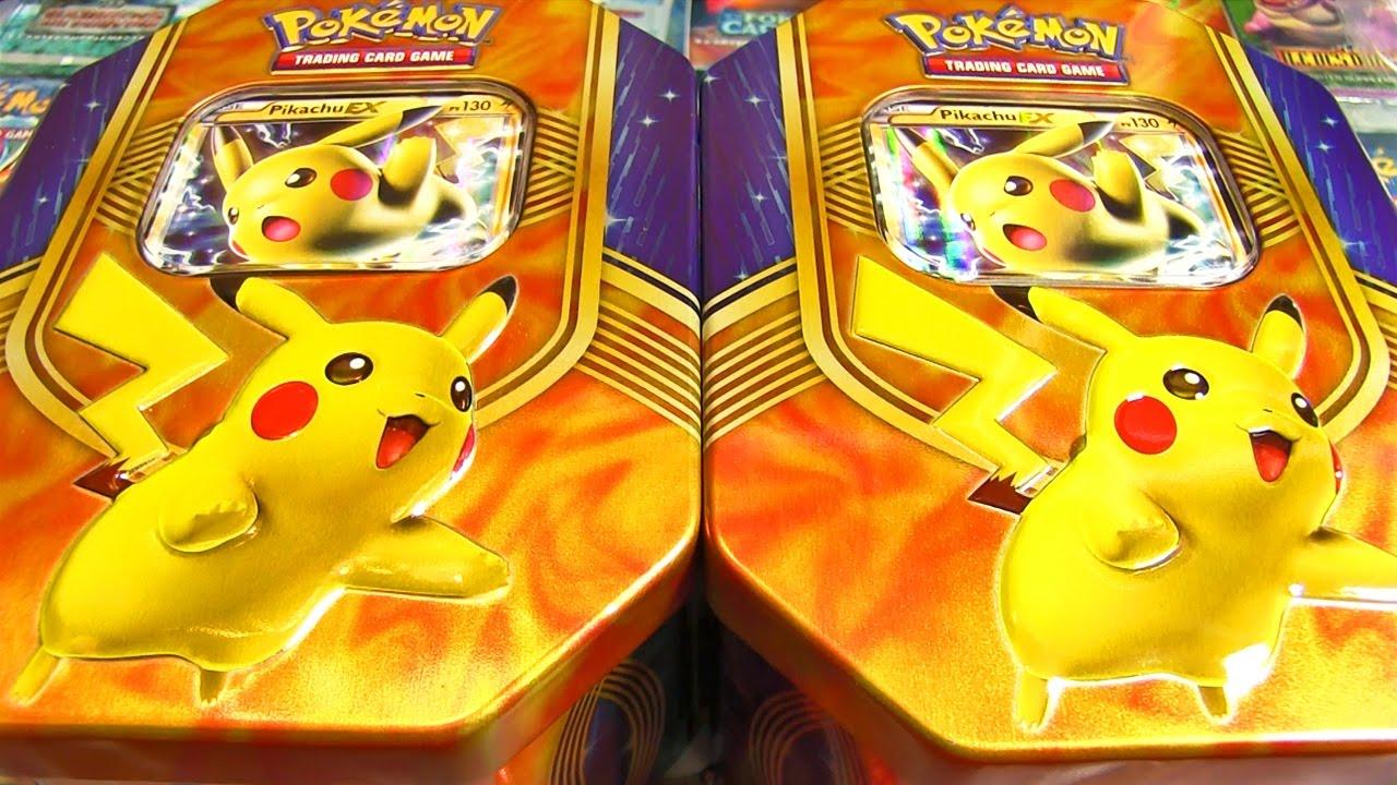 Ouverture De 2 Epic Pokebox Pikachu Ex Française Full Art Incroyable
