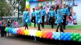 Второе дыхание - шотландский народный танец(Видео из группы