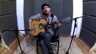 Gambar cover Cantata de puentes amarillos Spinetta cover por Javier MartRam
