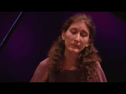Nathalia Milstein in recital (Reims, 2017) Bach, Ravel, Debu