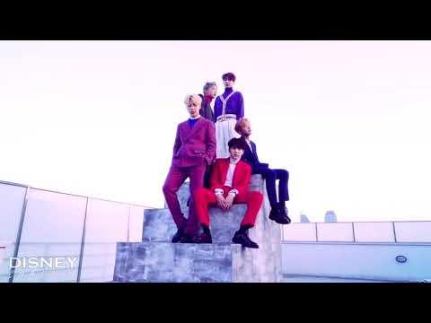 BTS Dimple-Illegal MV