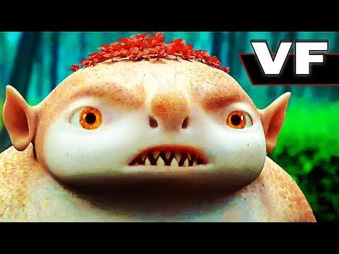 CHASSEUR DE MONSTRES Bande Annonce VF ✩ Animation (2017)