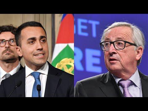 Italie : le programme gouvernemental commun dévoilé