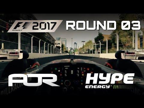 F1 2017 AOR Hype Energy S15 PC F5 R3: Baku