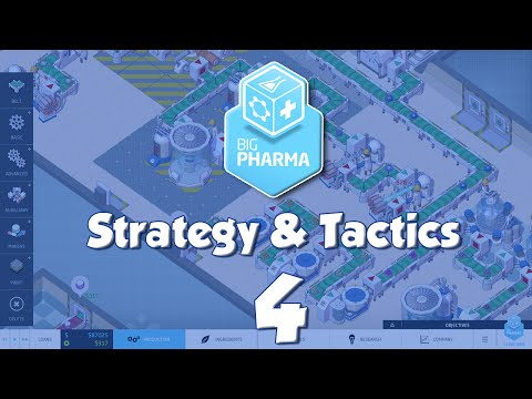 Big Pharma Strategy & Tactics 4: Analysis Without Paralysis