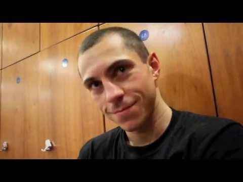 SCOTT QUIGG POST FIGHT INTERVIEW @ BOLTON ARENA / QUIGG v PRADO