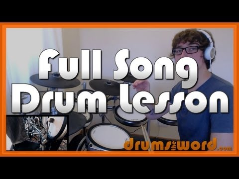 ★ Run To The Hills (Iron Maiden) ★ Drum Lesson PREVIEW | How To Play Song (Clive Burr)