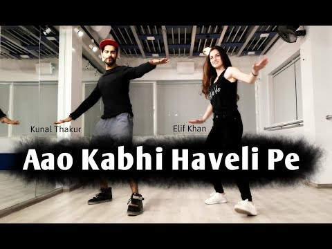 Dance on: Aao Kabhi Haveli Pe (Elif Khan ft. Kunal Thakur)