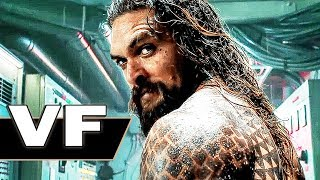 AQUAMAN Bande Annonce VF (2018) streaming