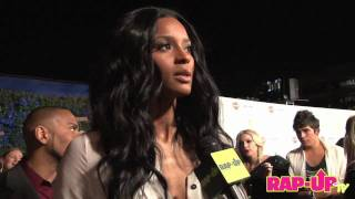 "Ciara Speaks Out on BET Banning Her ""Ride"""