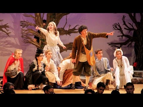 Into the Woods - Franklin Academy (Cast A)