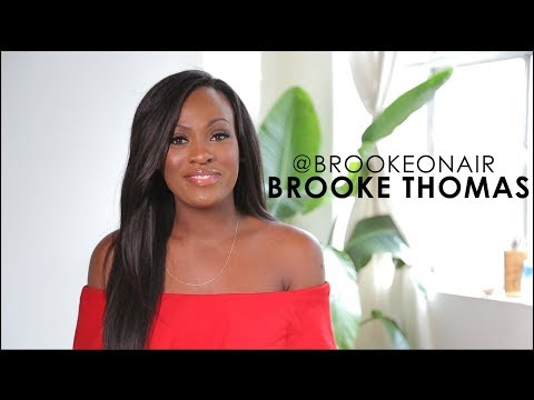NEW! WELCOME TO MY NEW CHANNEL! Who is Brooke Thomas?