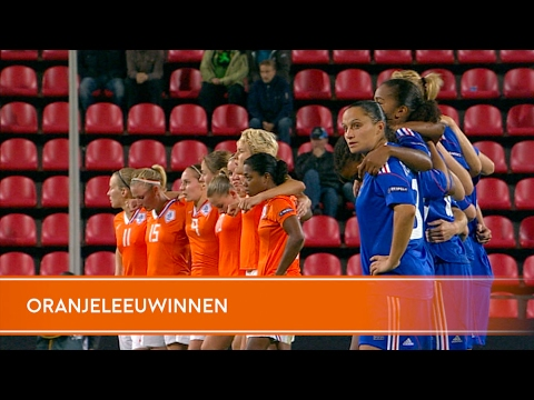 Highlights: Penaltyserie NederlandFrankrijk 03092009