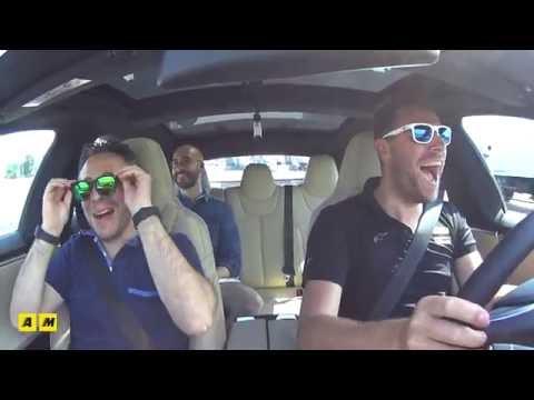 Tesla Model S P90D | Primo test