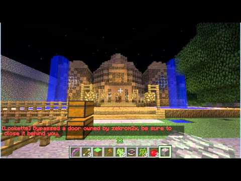 Minecraft   Crónicas de un Server EP.1   ¡Un hermoso piso!