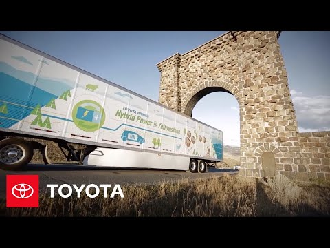Yellowstone Lamar Buffalo Ranch Battery Project | Toyota