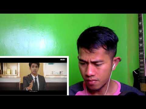 ARIFF BAHRAN - KATA AKHIRMU || MV REACTION #77
