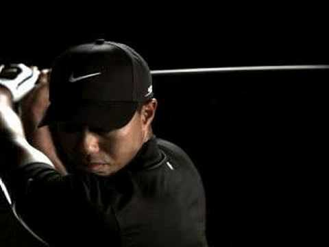Nike Golf TV Commercial featuring Tiger Woods Swing Portrait