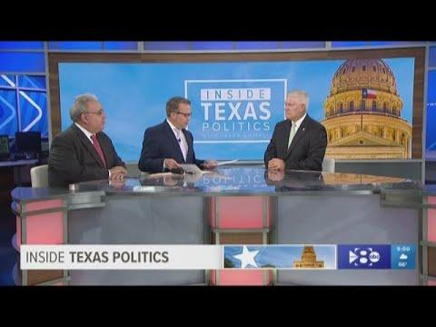 Rep. Pete Session on Inside Texas Politics