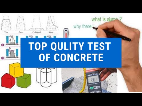 Top 6 Important Quality Tests Of Concrete Quality
