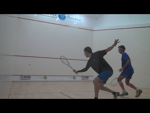 FINAŁ Summer Squash Cup: Faizan Khan - Wojnarski