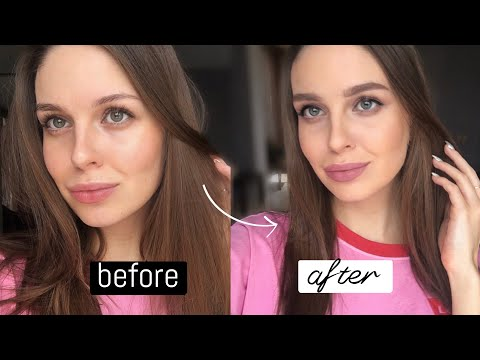 ОКРАШИВАНИЕ БРОВЕЙ В ДОМАШНИХ УСЛОВИЯХ КРАСКОЙ | Perfect Brows At Home