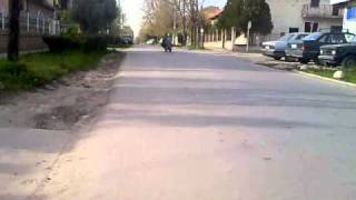 60cc pocket bike