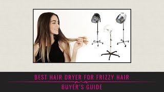 Best Standing Hair Dryer – Buyer's Guide