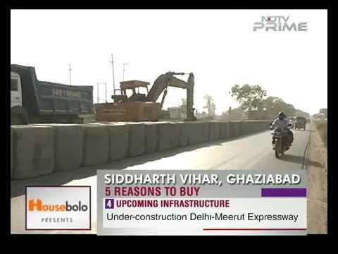 Ghaziabad's Siddharth Vihar   CORPORATE BUSINESS ( PROPERTY )