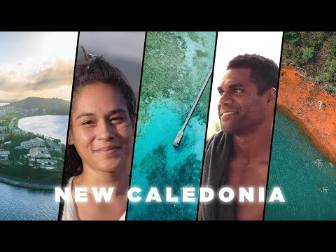NEW CALEDONIA (4K)    There is beauty and strength in diversity
