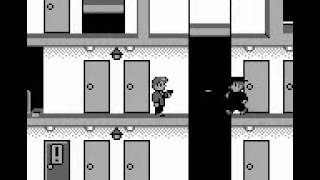 Elevator Action (GAMEBOY)