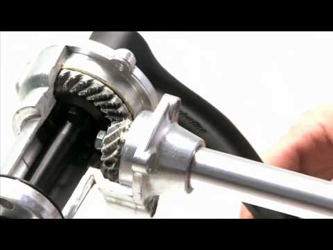 Dynamic Bicycles Shaft Drive System Youtube