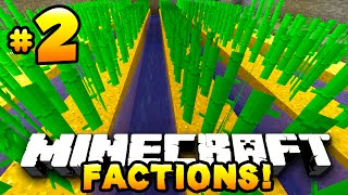 Minecraft FACTIONS #2