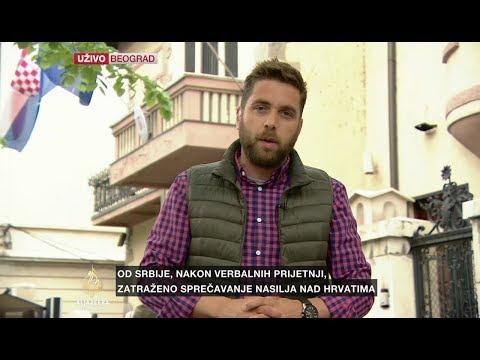 Kostić: Hrvatska delegacija napustila Beograd