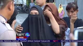 Istri Terduga Teroris Tak Terima Suaminya Di Tangkap-NET24