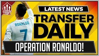 Operation RONALDO & Alexis SANCHEZ To MANCHESTER UNITED today | MAN UTD Transfer News