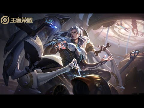 King Of Glory: Master Luban (Support) Gameplay